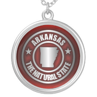 """Arkansas Steel"" Necklaces (Red)"