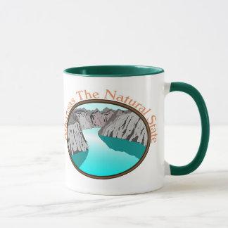 Arkansas the natural state mug
