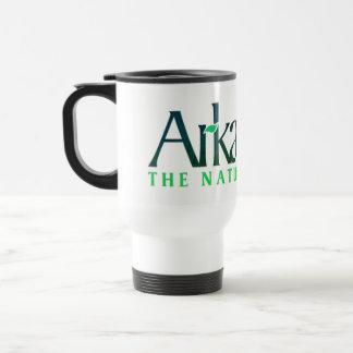 Arkansas The Nature State Travel Mug