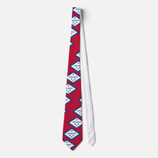 Arkansas, United States Tie