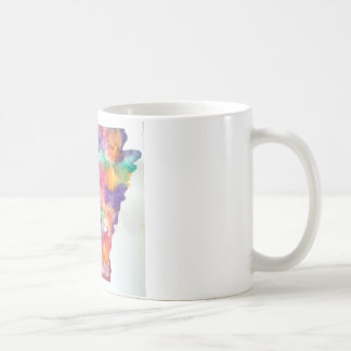 Arkansas Watercolor Mug