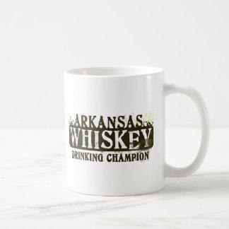 Arkansas Whiskey Drinking Champion Coffee Mug