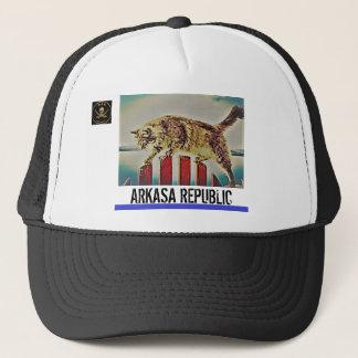 Arkasa Republic Trucker Hat