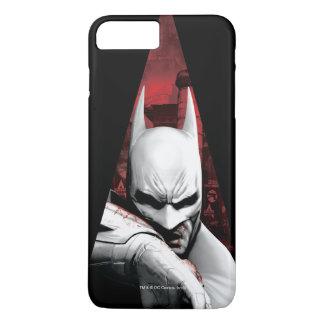 Arkham City Triangle iPhone 7 Plus Case