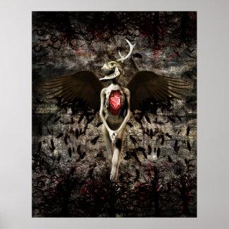 Arkhangel (personnalisable) poster