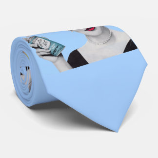 Arlene Dahl in 'Death by Hair Spray' Tie