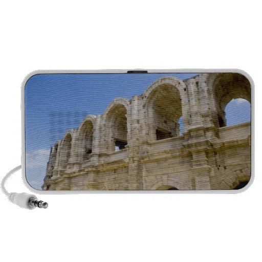 Arles, France, Exterior of the Arles antique 2 Mini Speaker