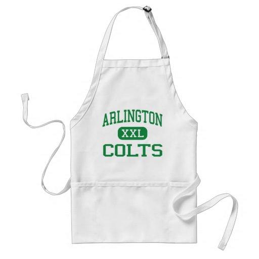 Arlington - Colts - High School - Arlington Texas Aprons