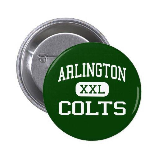 Arlington - Colts - High School - Arlington Texas Pins