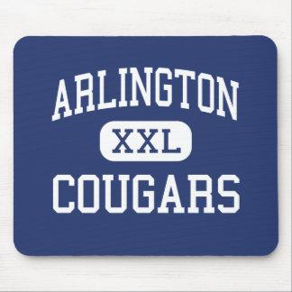 Arlington - Cougars - Catholic - Arlington Mouse Mats