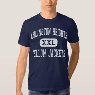 Arlington Heights - Yellow Jackets - Fort Worth