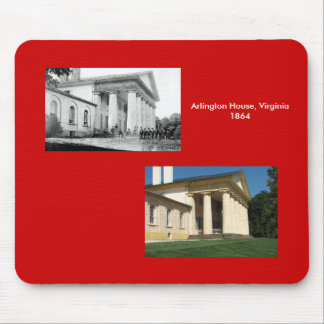 Arlington House Mouse Pad