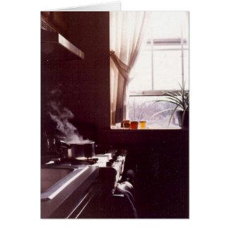 arlington kitchen 1987 card
