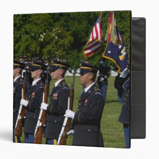 Arlington National Cemetery, Arlington, 3 Ring Binders