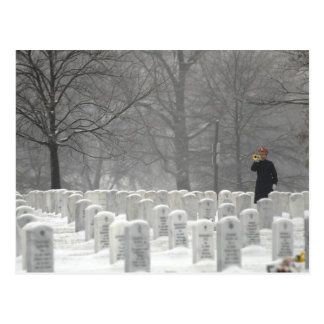 Arlington National Cemetery Postcard