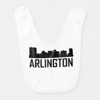 Arlington Texas City Skyline Bibs