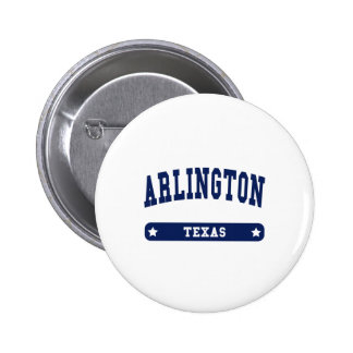 Arlington Texas College Style t shirts Buttons