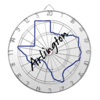 Arlington Texas Dartboard