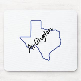 Arlington Texas Mouse Pad