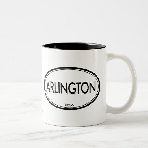 Arlington, Texas Mug
