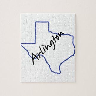 Arlington Texas Puzzle