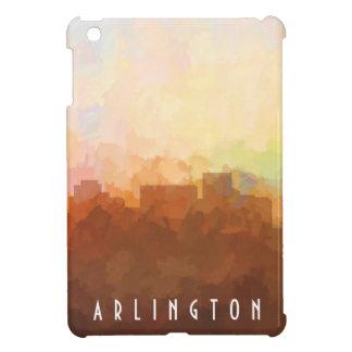 ARLINGTON, TEXAS SKYLINE - In the Clouds iPad Mini Covers