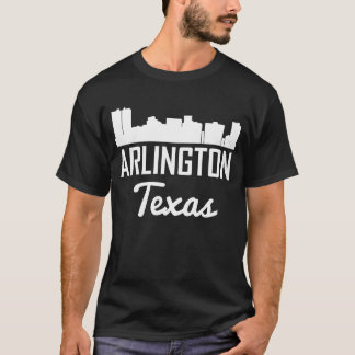 Arlington Texas Skyline T-Shirt