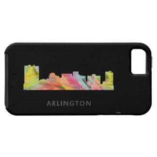 ARLINGTON TEXAS SKYLINE WB1 - iPhone 5 CASES