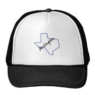 Arlington Texas Trucker Hat