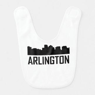 Arlington Virginia City Skyline Bib