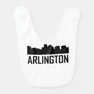 Arlington Virginia City Skyline Bibs