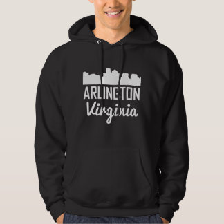 Arlington Virginia Skyline Hoodie