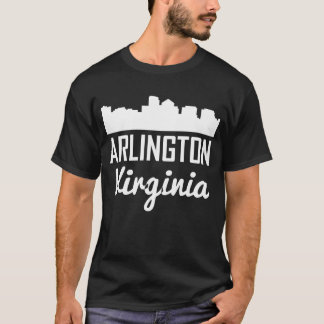 Arlington Virginia Skyline T-Shirt