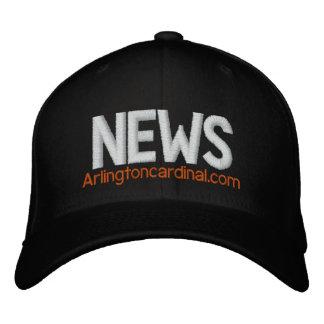 Arlingtoncardinal.com NEWS Hat Baseball Cap