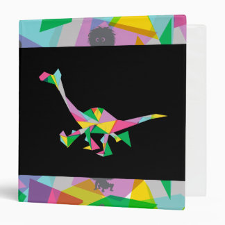 Arlo Abstract Silhouette Binders