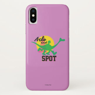 Arlo And Spot Sunset Case-Mate iPhone Case