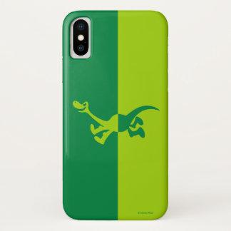 Arlo Half/Half iPhone X Case