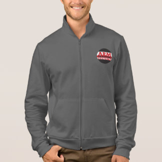 ARM Mens Track Jacket