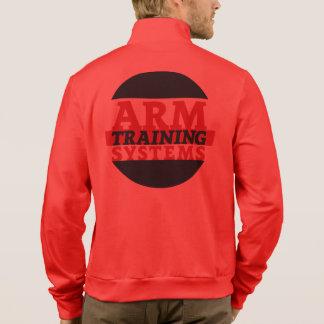 ARM Mens Track Jacket
