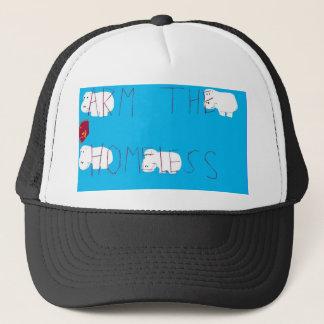 arm the homeless trucker hat