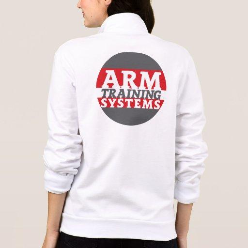 ARM Womens Track Jacket Jacket
