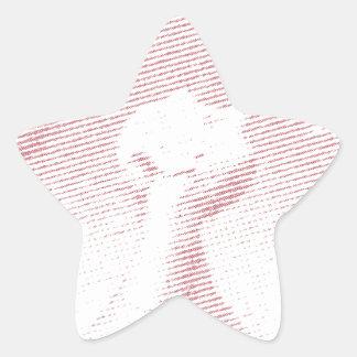 arm wrestling arm force star sticker