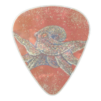 """Arma Dei"" Custom Guitar Picks by Clayton"