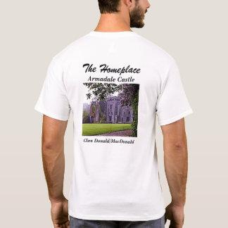 Armadale Castle – Clan Donald/MacDonald T-Shirt