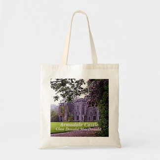 Armadale Castle – Clan Donald/MacDonald Tote Bag