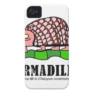 Armadillo by Lorenzo iPhone 4 Case-Mate Case
