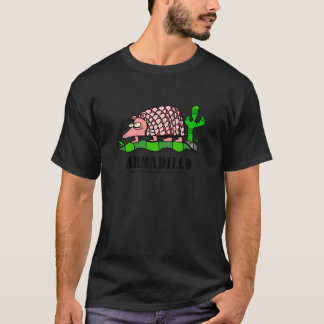 Armadillo by Lorenzo T-Shirt