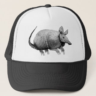Armadillo from Texas - Glaze Trucker Hat
