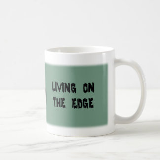 Armadillo on the edge Mug