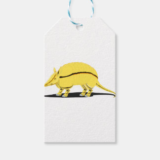 Armadillo Pack Of Gift Tags